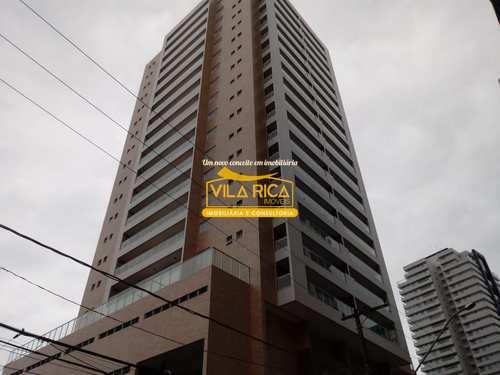 Apartamento, código 375851 em Praia Grande, bairro Canto do Forte