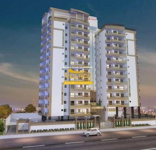 Apartamento, código 375869 em Praia Grande, bairro Canto do Forte