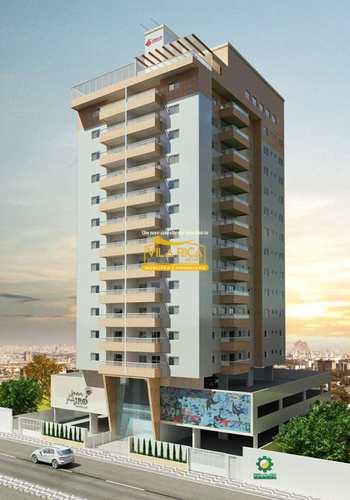 Apartamento, código 375885 em Praia Grande, bairro Canto do Forte