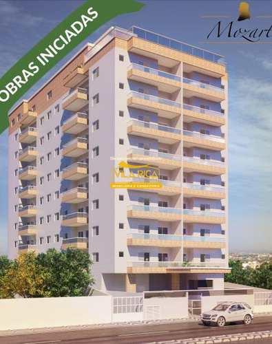 Apartamento, código 375907 em Praia Grande, bairro Guilhermina