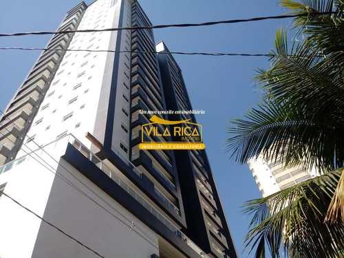 Apartamento, código 375943 em Praia Grande, bairro Tupi