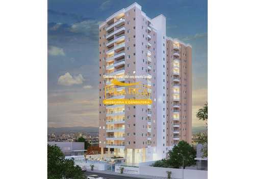 Apartamento, código 375957 em Praia Grande, bairro Guilhermina