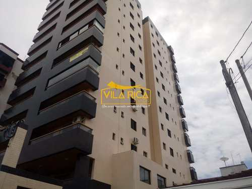 Apartamento, código 375978 em Praia Grande, bairro Guilhermina