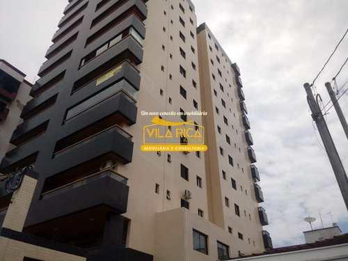 Apartamento, código 375990 em Praia Grande, bairro Guilhermina
