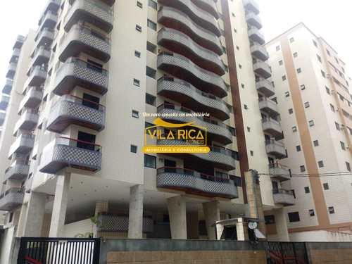 Apartamento, código 376000 em Praia Grande, bairro Tupi