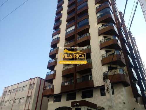 Apartamento, código 376072 em Praia Grande, bairro Guilhermina