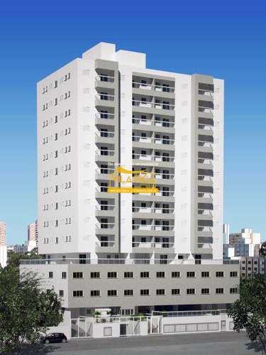 Apartamento, código 376076 em Praia Grande, bairro Ocian