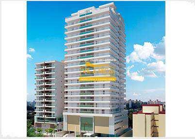 Apartamento, código 376092 em Praia Grande, bairro Canto do Forte