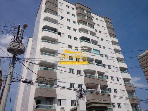 Apartamento, código 376118 em Praia Grande, bairro Guilhermina