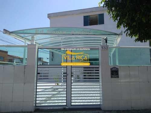 Kitnet, código 376120 em Praia Grande, bairro Real