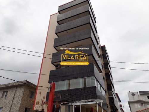 Apartamento, código 376124 em Praia Grande, bairro Guilhermina