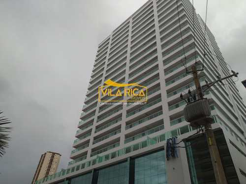 Apartamento, código 376158 em Praia Grande, bairro Caiçara
