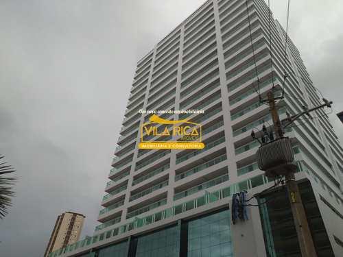 Apartamento, código 376165 em Praia Grande, bairro Caiçara