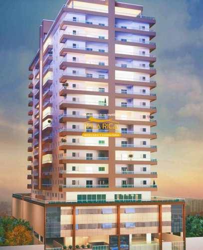Apartamento, código 376206 em Praia Grande, bairro Caiçara
