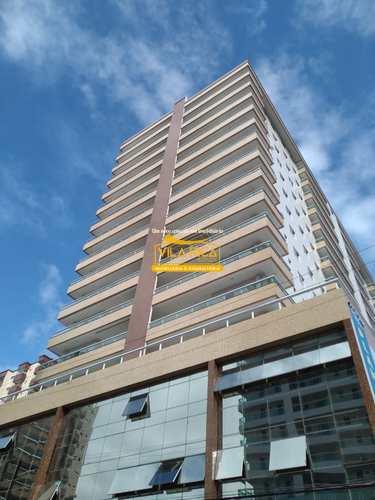 Apartamento, código 376211 em Praia Grande, bairro Caiçara