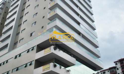 Apartamento, código 376270 em Praia Grande, bairro Canto do Forte