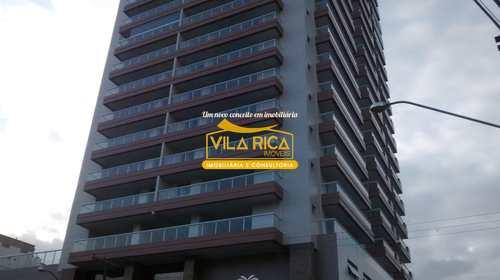 Apartamento, código 376293 em Praia Grande, bairro Guilhermina