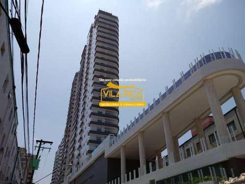 Apartamento, código 376304 em Praia Grande, bairro Canto do Forte