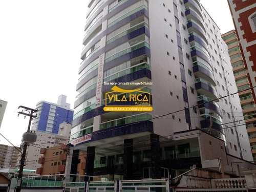 Apartamento, código 376326 em Praia Grande, bairro Tupi