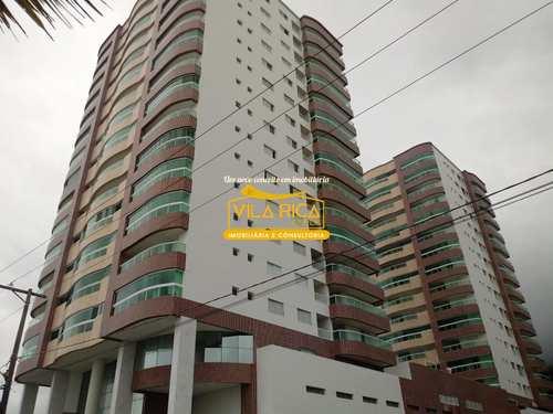 Apartamento, código 376341 em Mongaguá, bairro Jardim Luciana