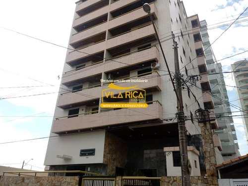 Apartamento, código 376343 em Praia Grande, bairro Tupi