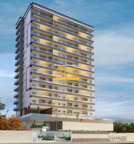 Apartamento, código 376389 em Praia Grande, bairro Canto do Forte