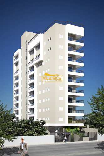 Apartamento, código 376436 em Praia Grande, bairro Ocian