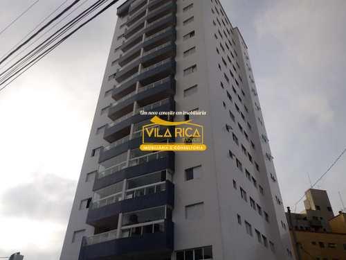 Apartamento, código 376444 em Praia Grande, bairro Tupi