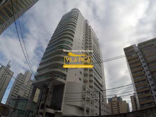 Apartamento, código 376496 em Praia Grande, bairro Tupi