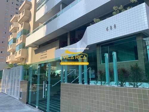 Apartamento, código 376511 em Praia Grande, bairro Canto do Forte