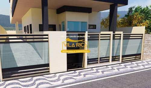 Apartamento, código 376528 em Praia Grande, bairro Boqueirão