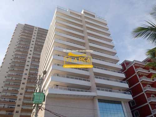Cobertura, código 376534 em Praia Grande, bairro Caiçara
