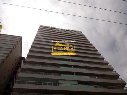 Apartamento, código 376537 em Praia Grande, bairro Canto do Forte