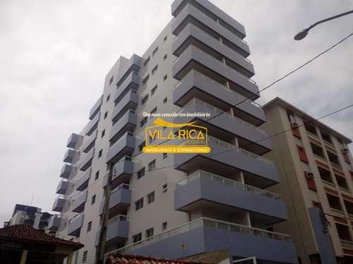 Apartamento, código 376547 em Praia Grande, bairro Guilhermina