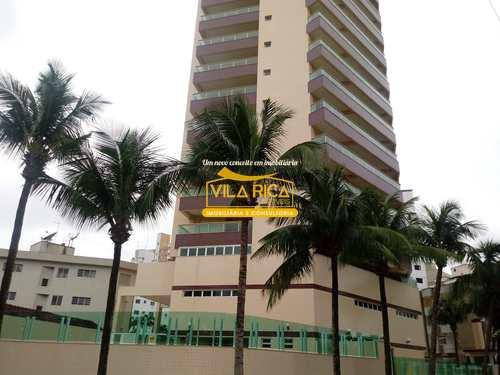 Apartamento, código 376586 em Praia Grande, bairro Ocian