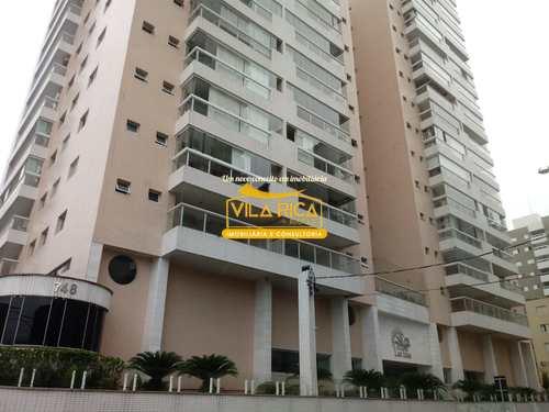 Apartamento, código 376599 em Praia Grande, bairro Canto do Forte