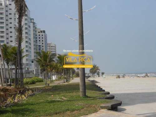 Apartamento, código 376609 em Praia Grande, bairro Real