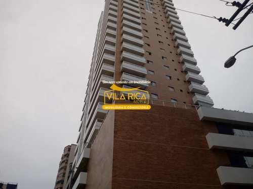 Apartamento, código 376644 em Praia Grande, bairro Aviação