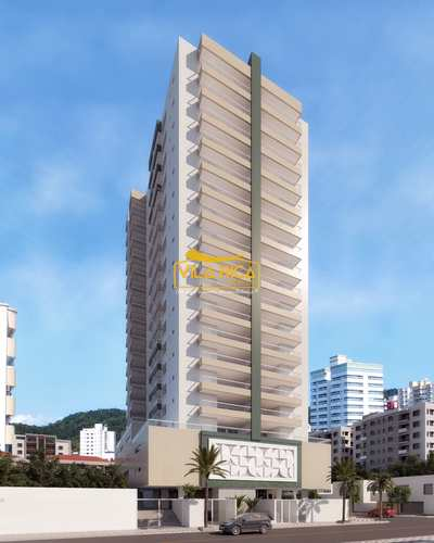 Apartamento, código 376676 em Praia Grande, bairro Canto do Forte