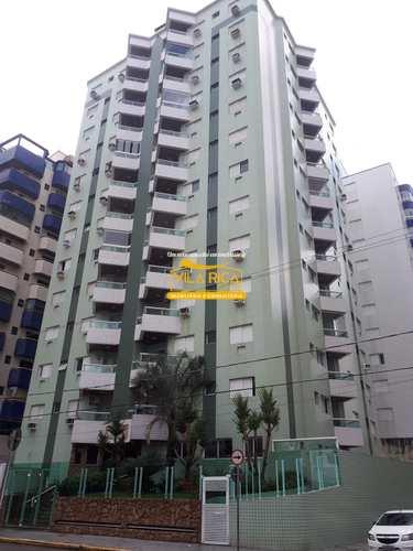 Apartamento, código 376684 em Praia Grande, bairro Aviação