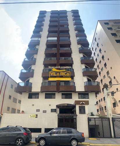 Apartamento, código 376695 em Praia Grande, bairro Guilhermina