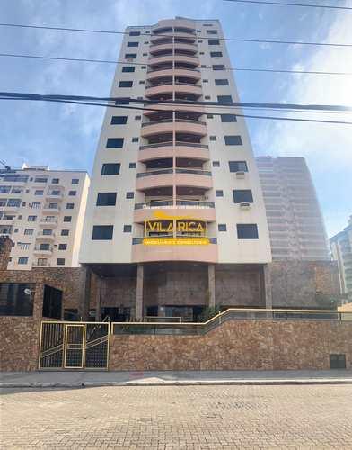 Apartamento, código 376708 em Praia Grande, bairro Tupi