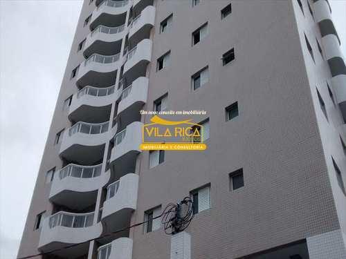 Apartamento, código 376709 em Praia Grande, bairro Aviação