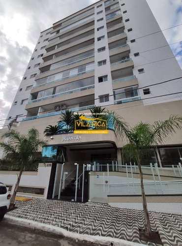 Apartamento, código 376713 em Praia Grande, bairro Guilhermina