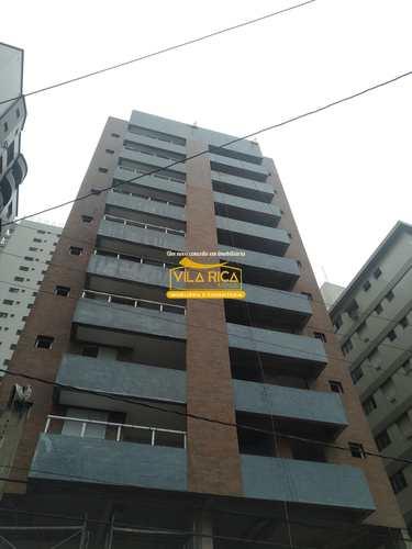 Apartamento, código 376739 em Praia Grande, bairro Guilhermina