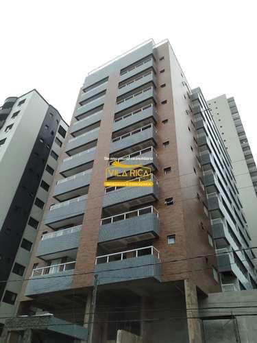 Apartamento, código 376741 em Praia Grande, bairro Guilhermina