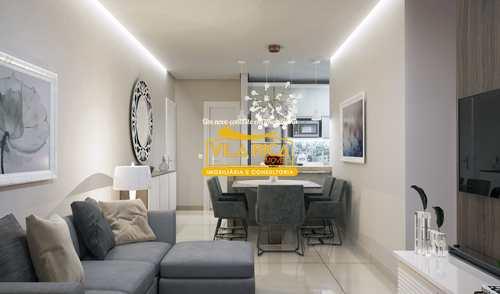 Apartamento, código 376770 em Praia Grande, bairro Guilhermina