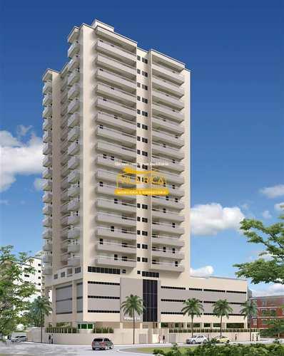 Apartamento, código 376800 em Praia Grande, bairro Ocian