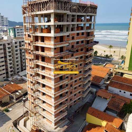 Apartamento, código 376806 em Praia Grande, bairro Guilhermina