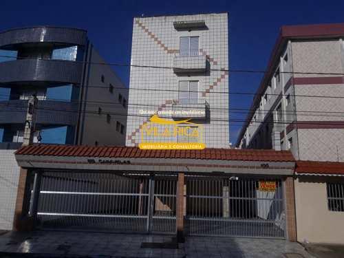 Apartamento, código 376853 em Praia Grande, bairro Aviação